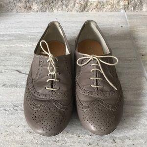 Shoes - Jonak Paris Leather Oxford